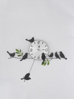 Reloj Pared Péndulo Pájaro