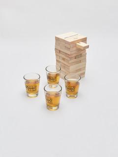 Torre Shots Tipo Jenga