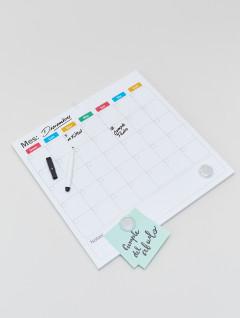 Pizarra Magnética Calendario Perpetuo