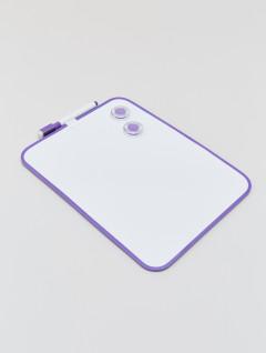 Pizarra Magnética Violeta