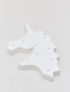 Lámpara Led Unicornio Multicolor
