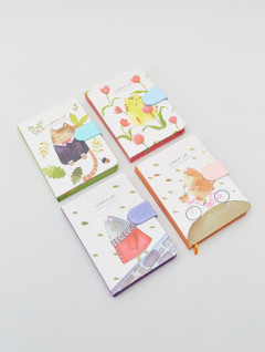 Cuaderno Lovely Spring