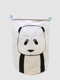 Cesto Laundry Ropa Panda