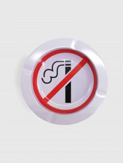 Cenicero No Smoking