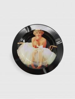 Cenicero Marilyn Monroe Dress Stamp