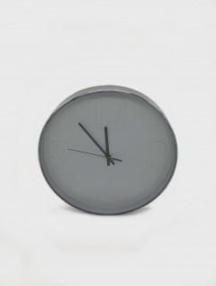 Reloj Pared Sleek Grey
