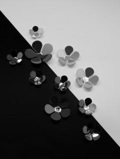 Set Flores Mirror x 10