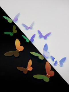 Set Mariposas Iris x 10